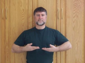 Qigong Relaxed Shoulders
