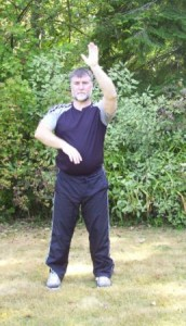 Silk Reeling Eight Brocades Qigong